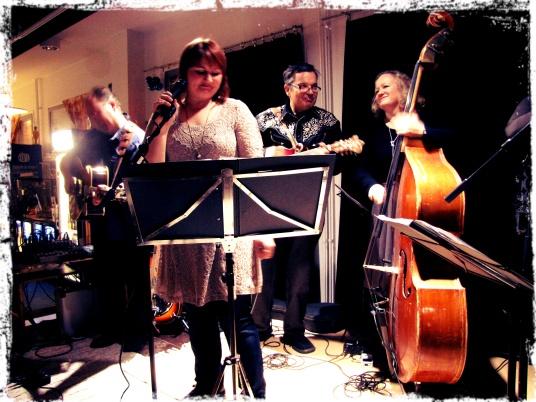 Varjakka String Band, Tuba 23.11.2013